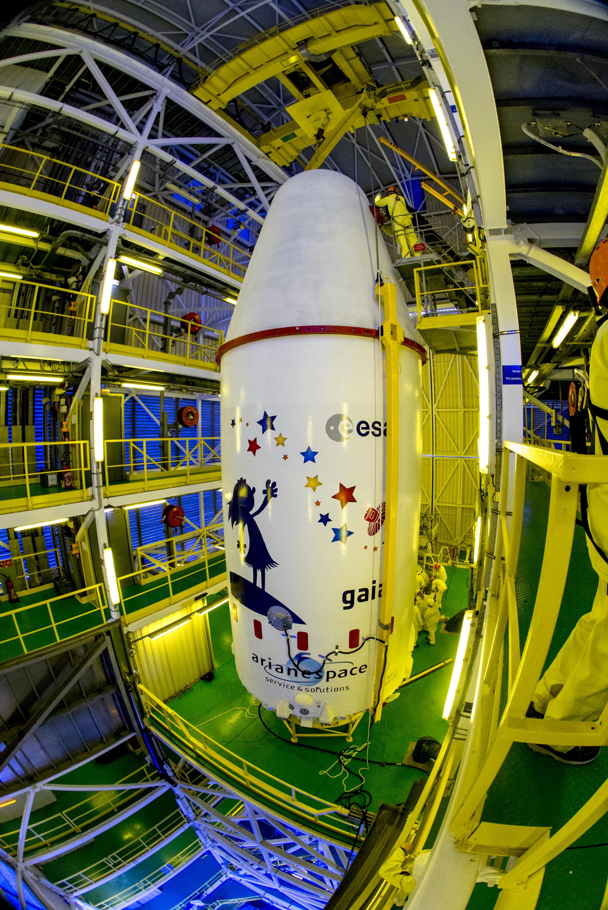 gaia spacecraft milky way map - photo #20