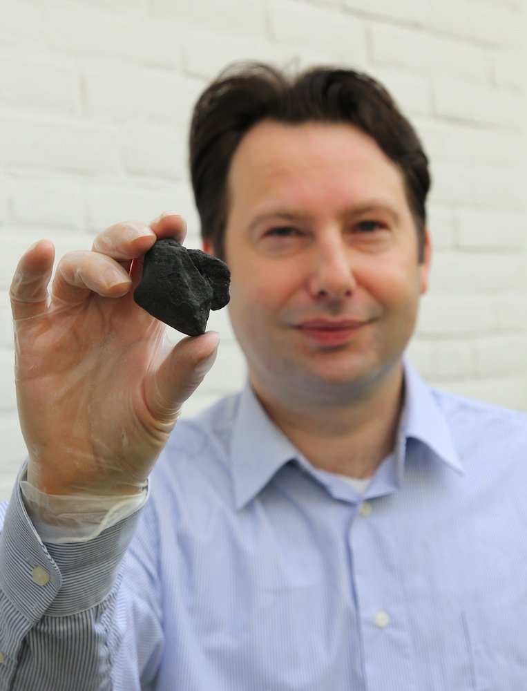 Dutch Rock Is Long-Lost Meteorite