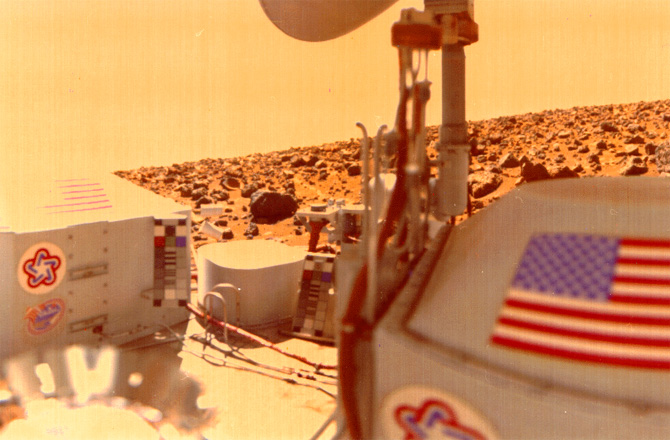 Robotic Search for Life on Mars Brings Out Human Experiences