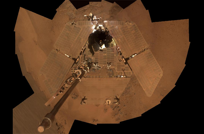 Opportunity, 2011