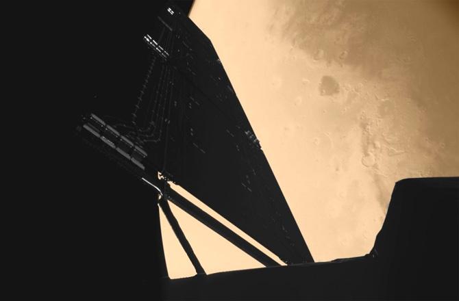Rosetta, 2007