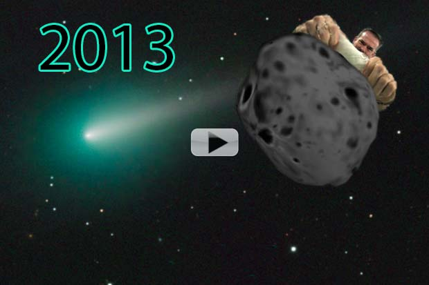 5 Most Watched Space Events Of 2013 | Video