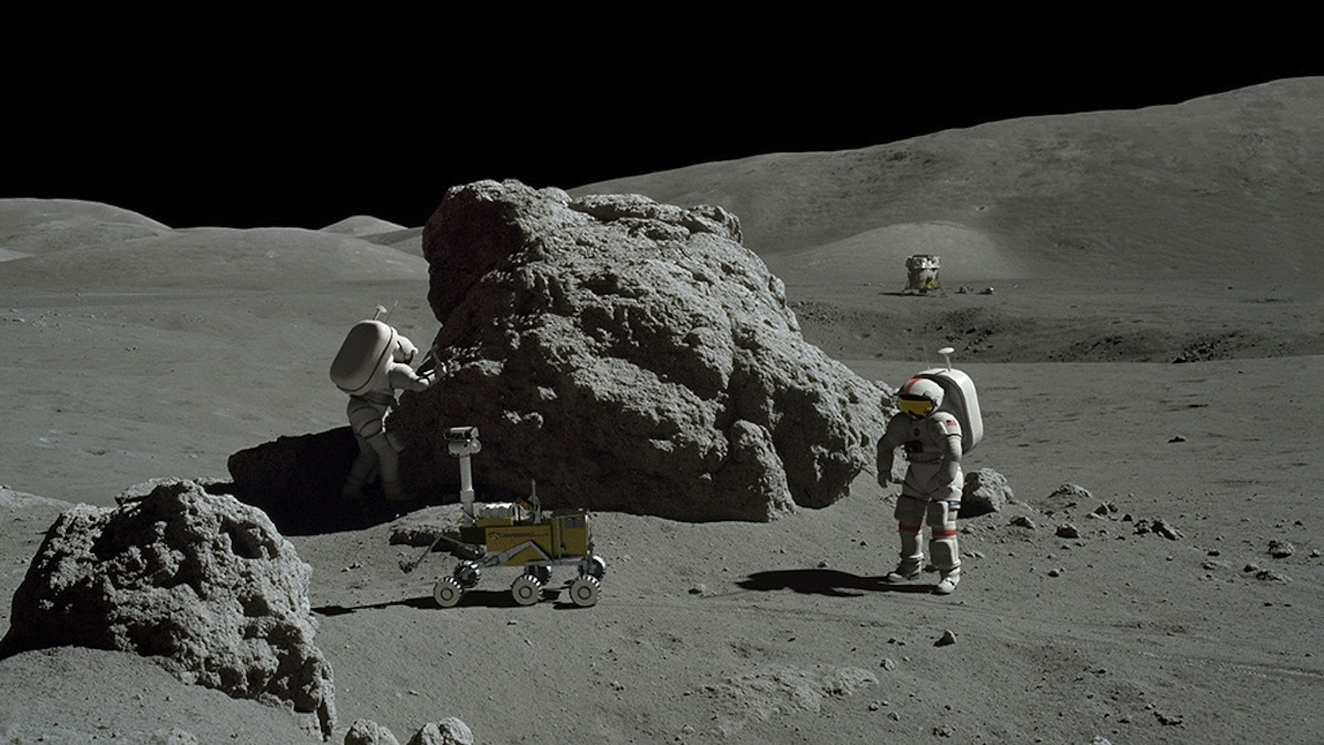 Scientists Petition U.S. Congress for Return to the Moon