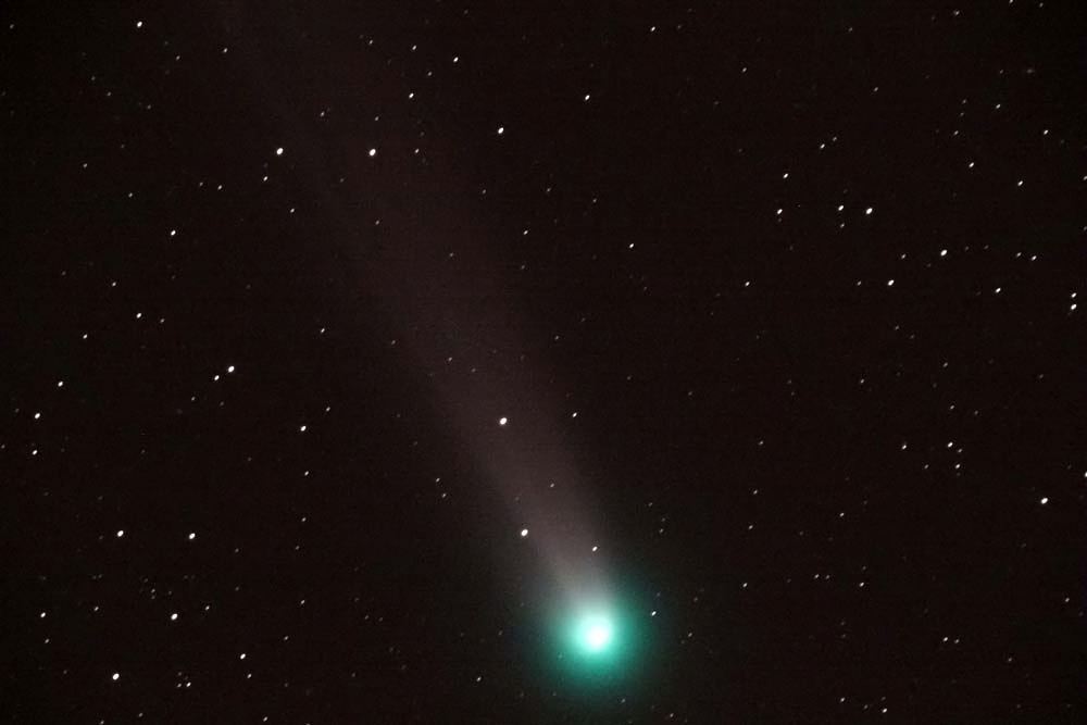 Comet, Lovejoy – Nov. 30, 2013