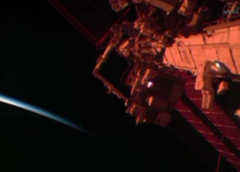 Photos: Astronauts Spacewalk to Fix Vital Space Station Cooling System