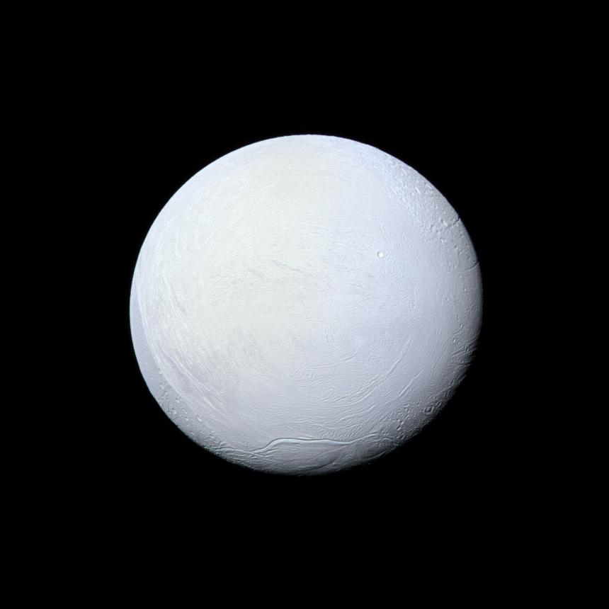 Enceladus, Saturn's Snowball