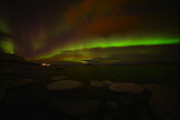 This still from veteran aurora photographer Chad Blakely's video of Christmas auroras on Dec. 25, 2013 shows the northern lights over Abisko National Park in Sweden.
