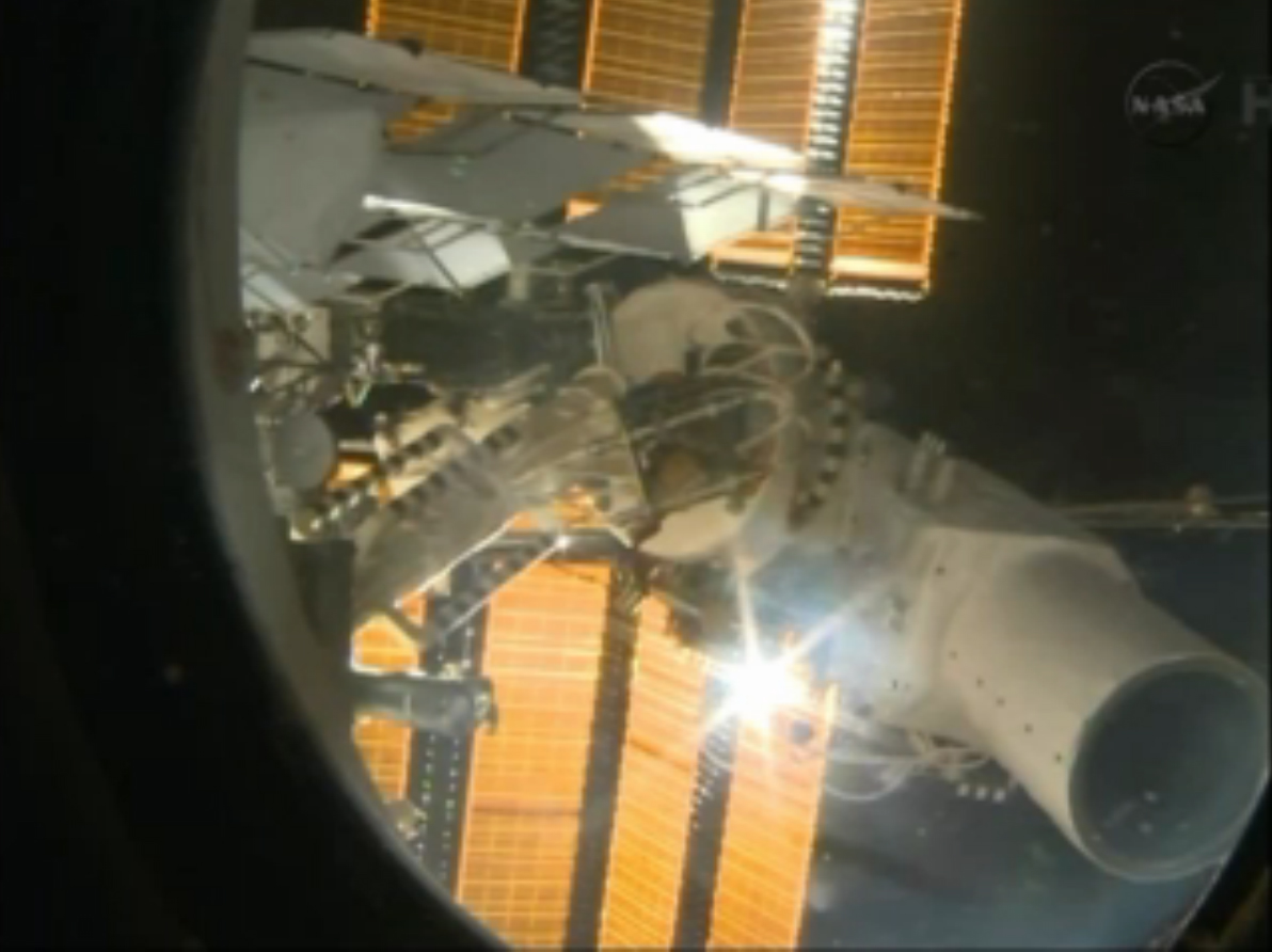 UrtheCast Camera Installed on Space Station: Dec. 27, 2013