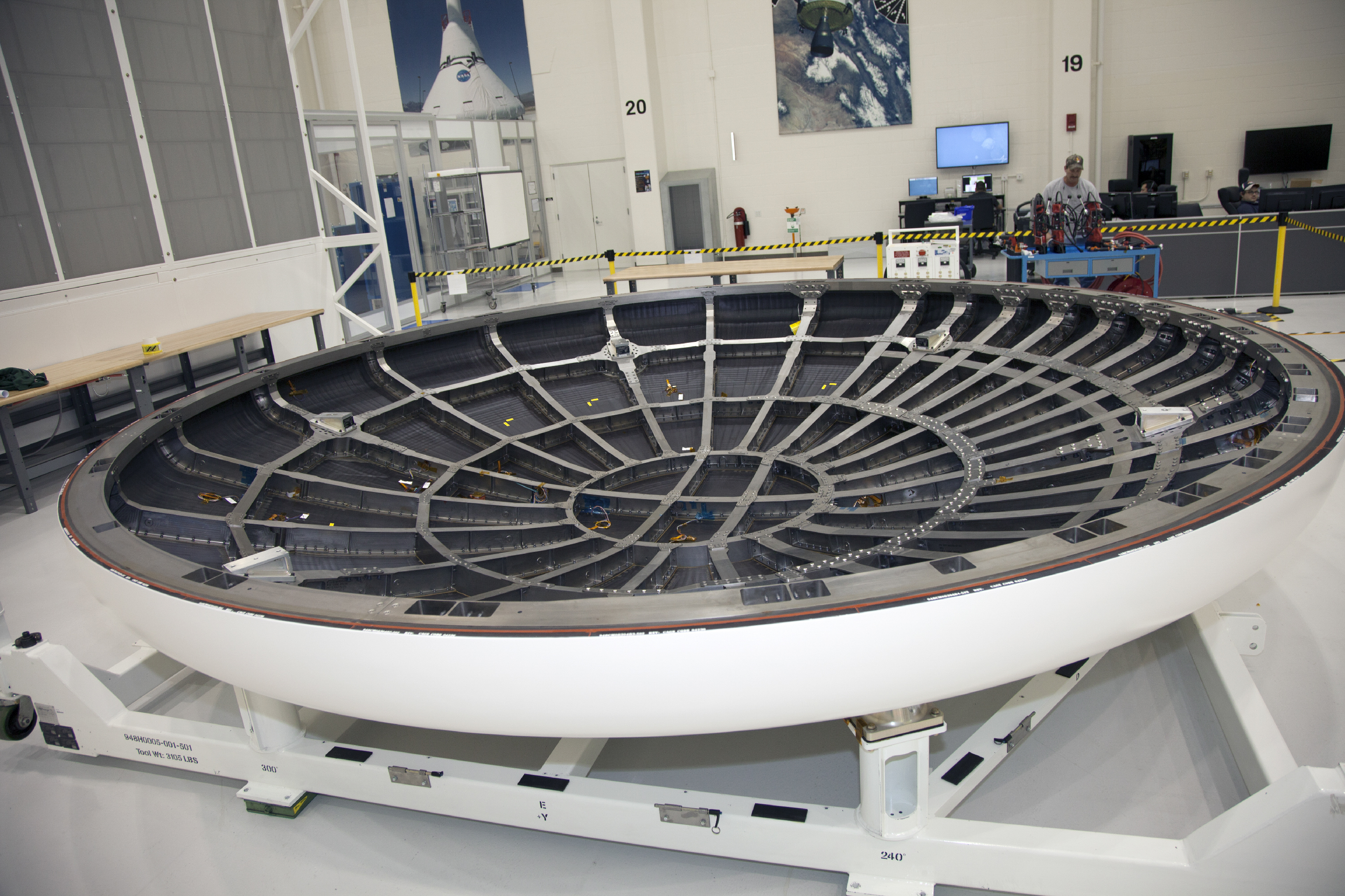 NASA's Orion Space Capsule Inches Closer to 2014 Test Flight