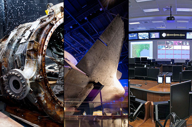 Rocket Engines and Retired Shuttles: 2013, the Year in Space History Artifacts