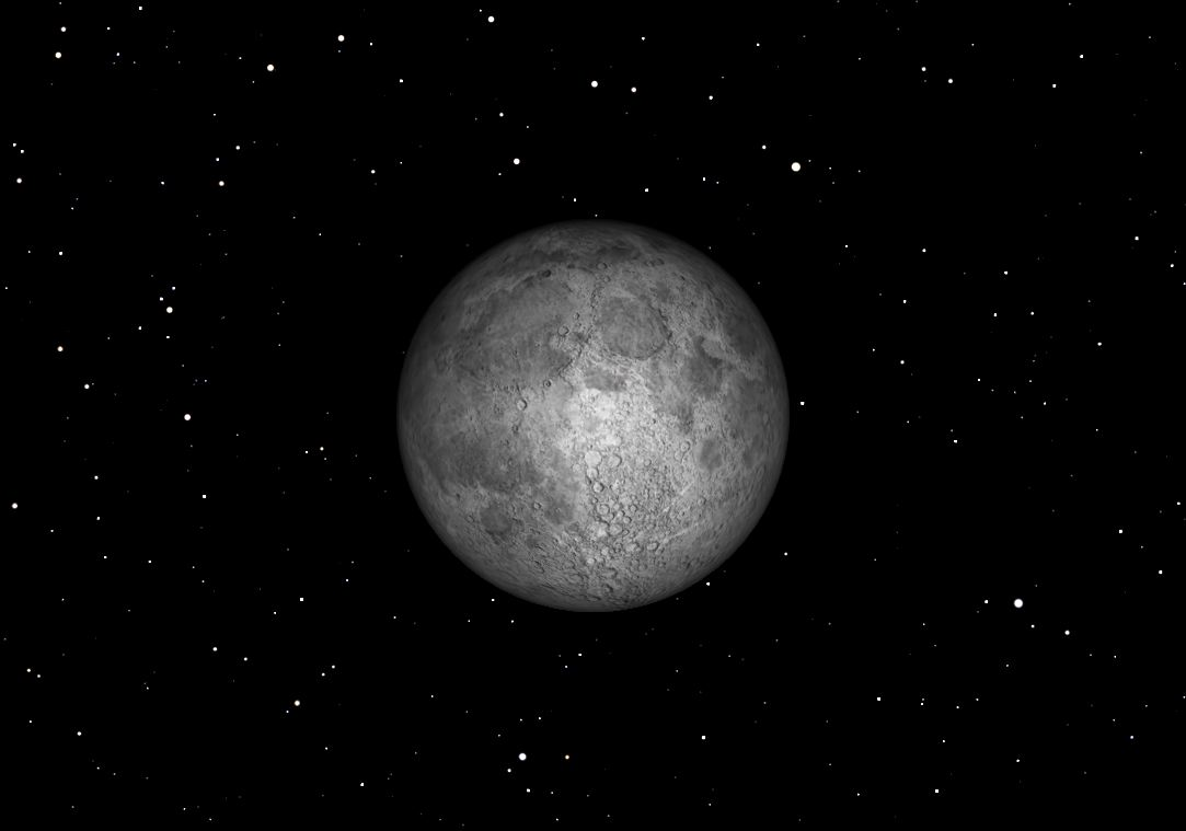 Full Moon, January 2014