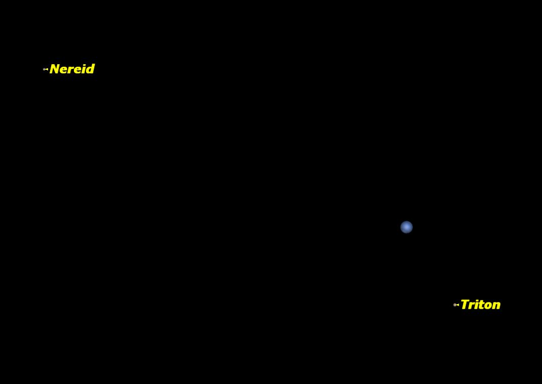 Neptune, January 2014