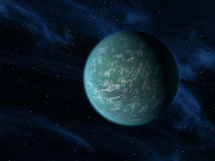 Kepler-22b, planets, exoplanets, habitable planets