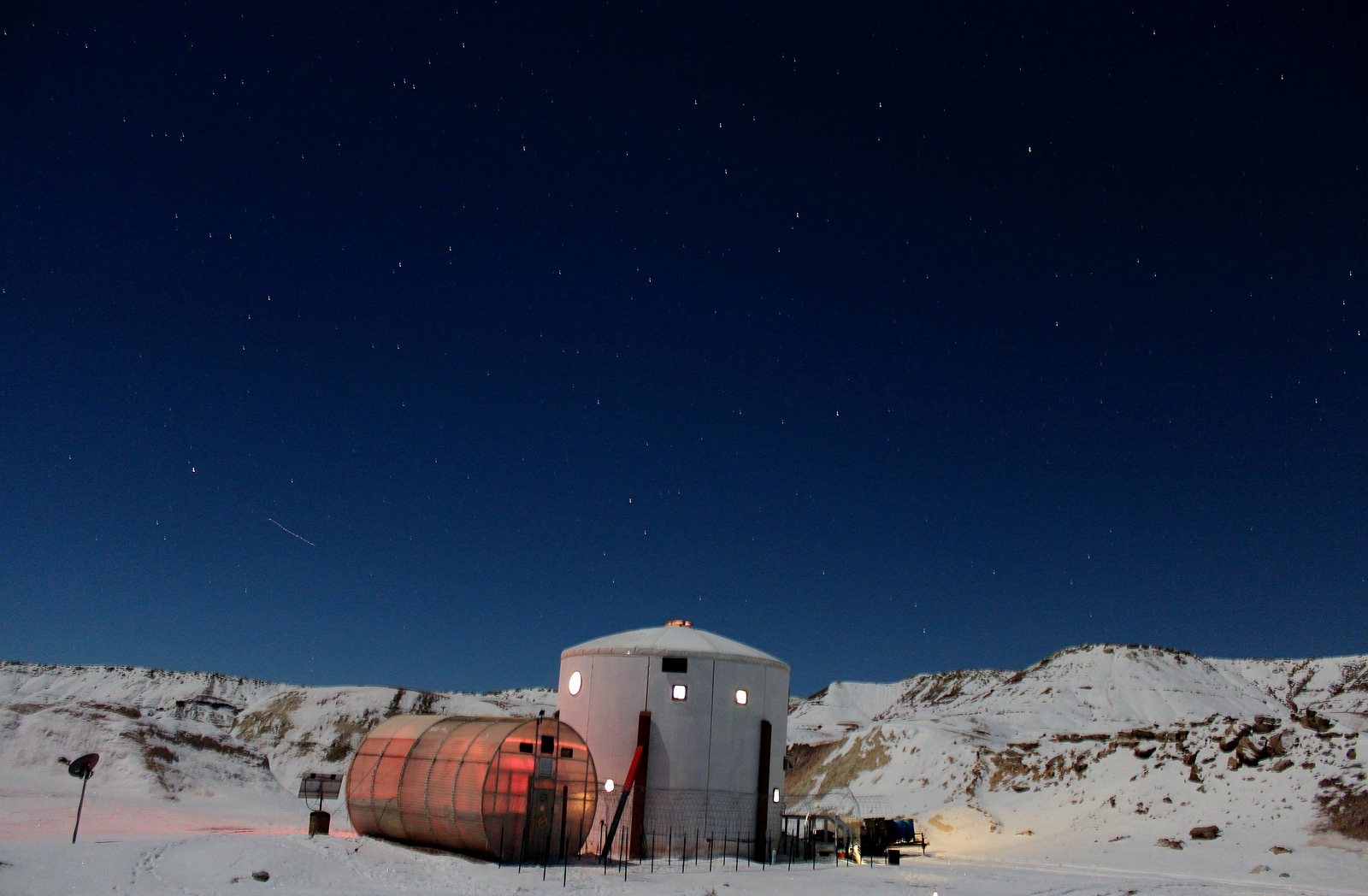 Mock Mars Mission: Utah Habitat Simulates Life on Red Planet