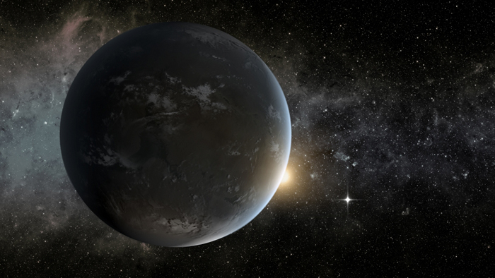 Kepler-62f: A Possible Water World