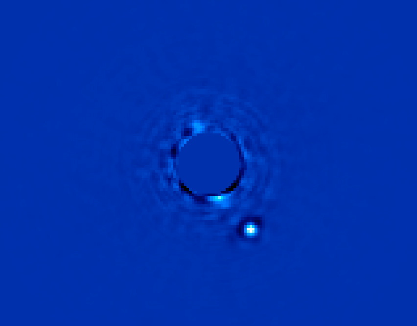 New Exoplanet Imager Snaps 1st Photos of Alien Worlds