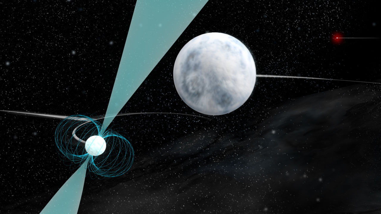 Fast-Spinning Star Tests Einstein's General Relativity Theory