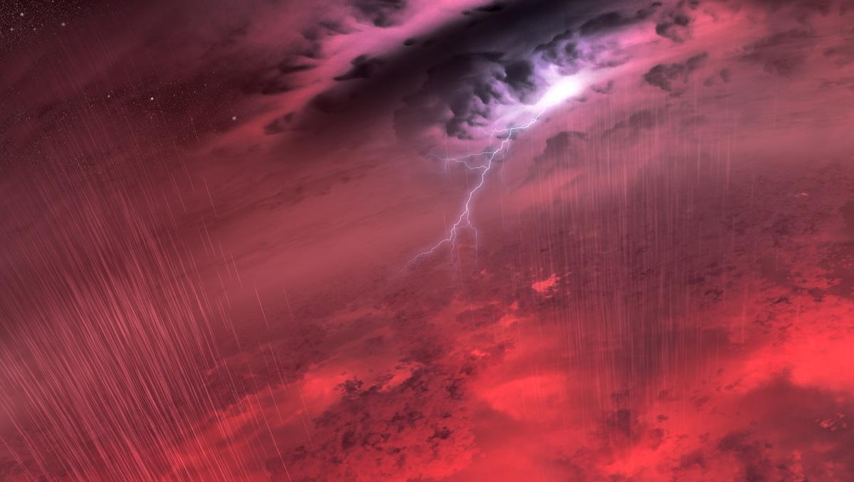 NASA's Spitzer Probes Weather on Brown Dwarfs