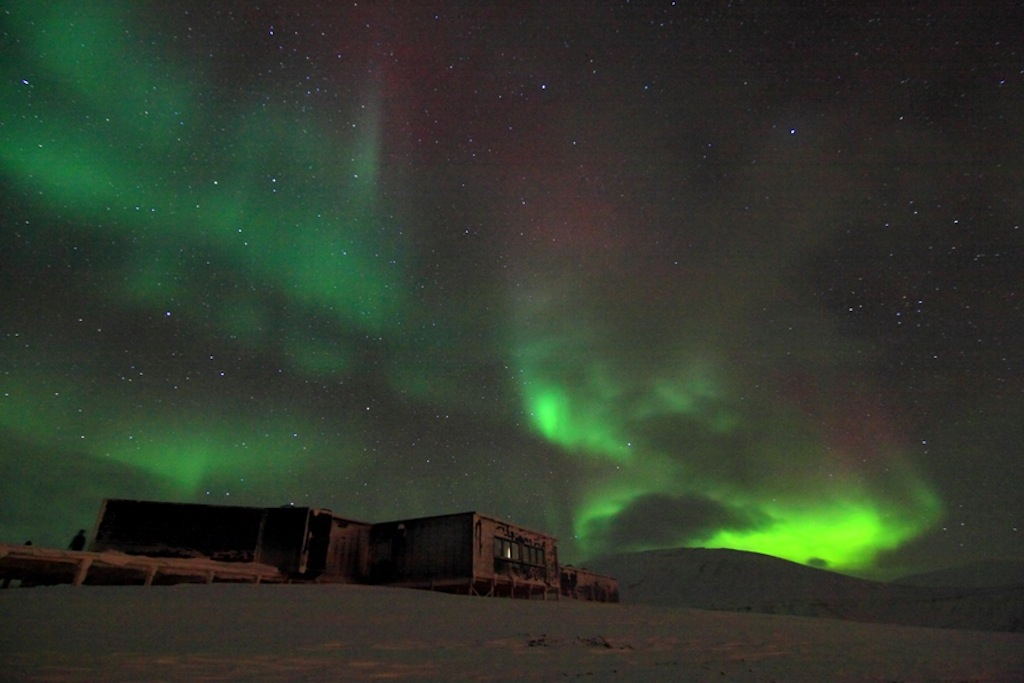 Intense Solar Flare May Supercharge Northern Lights