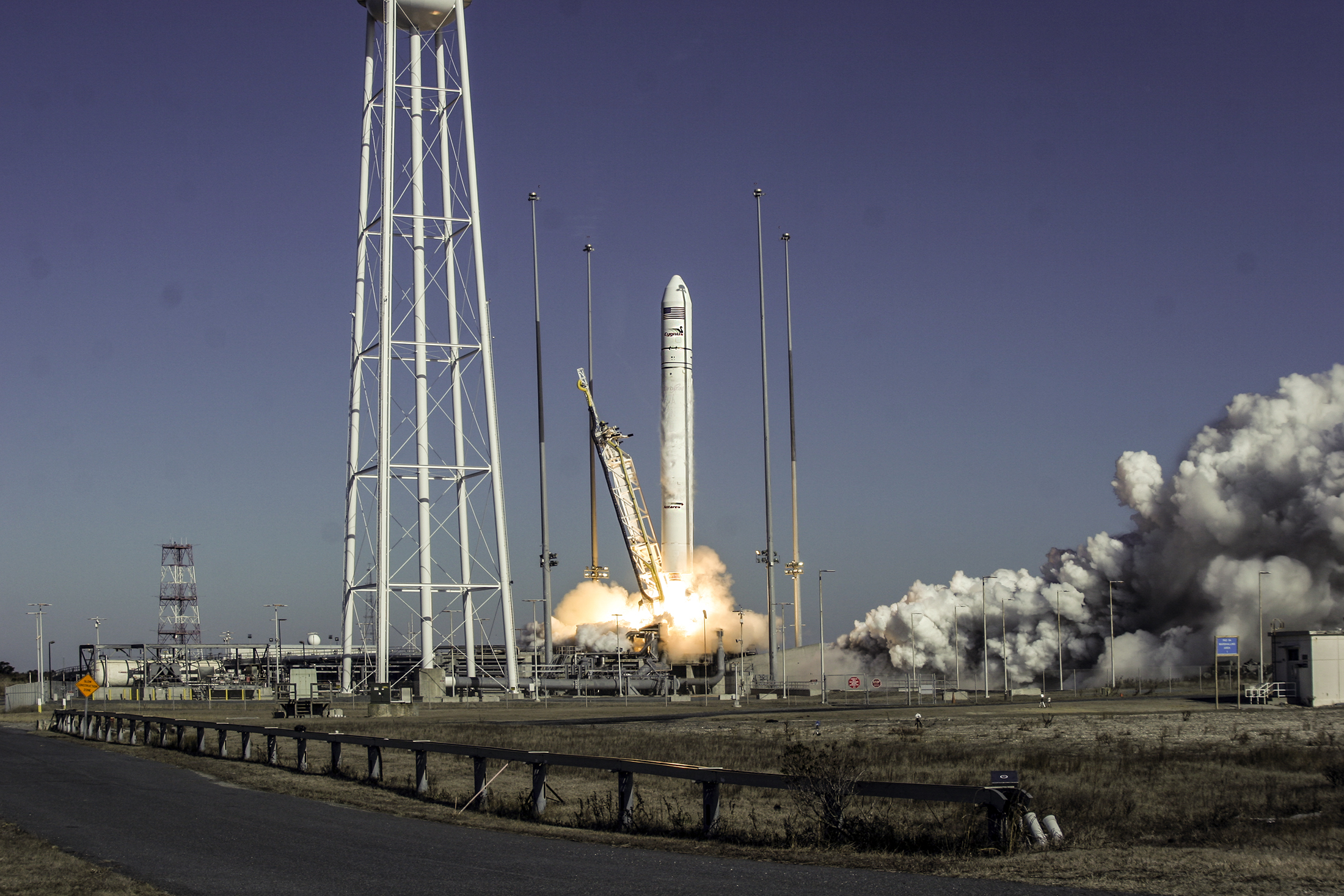 nasa antares orb 1 - photo #3