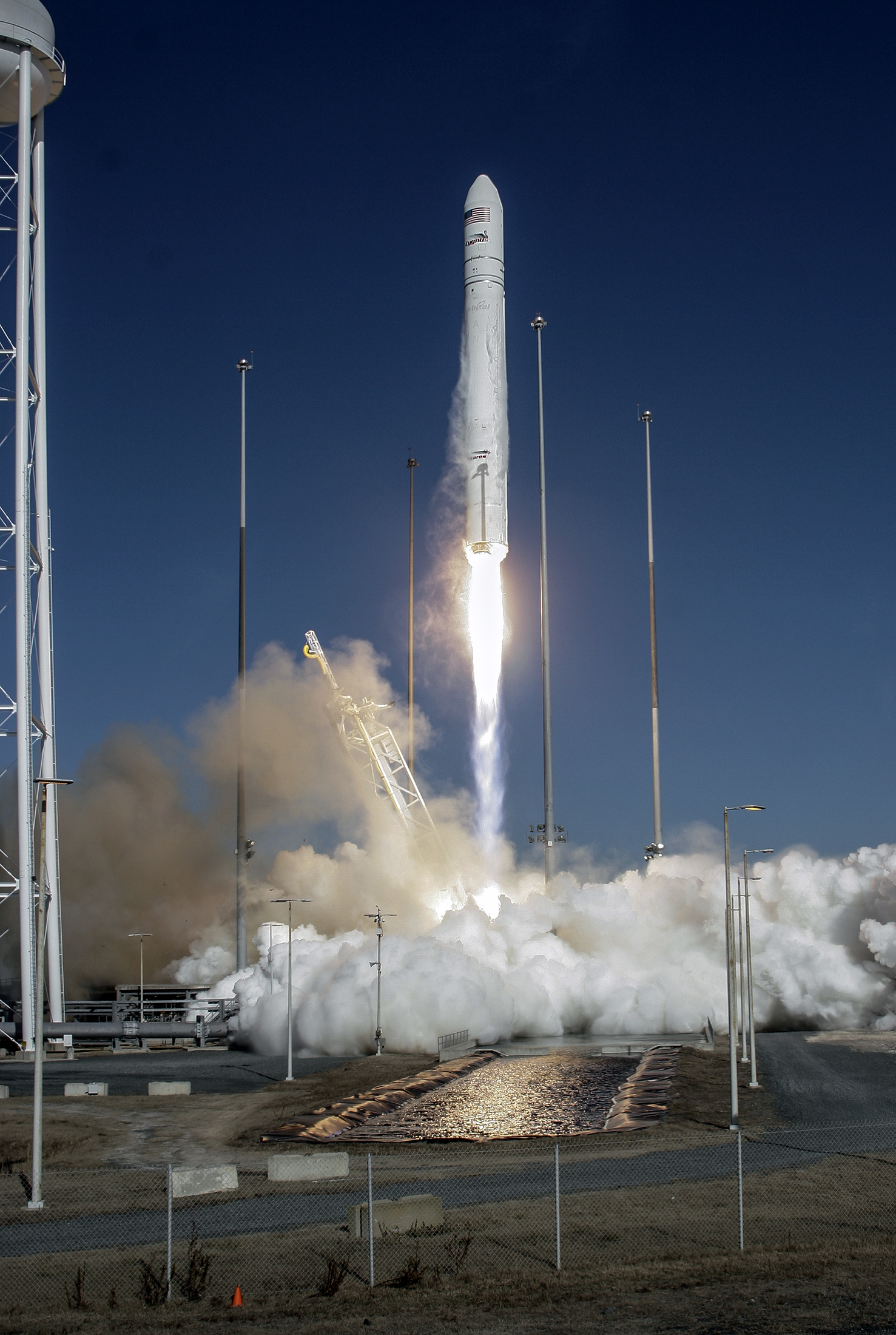 nasa antares orb 1 - photo #9
