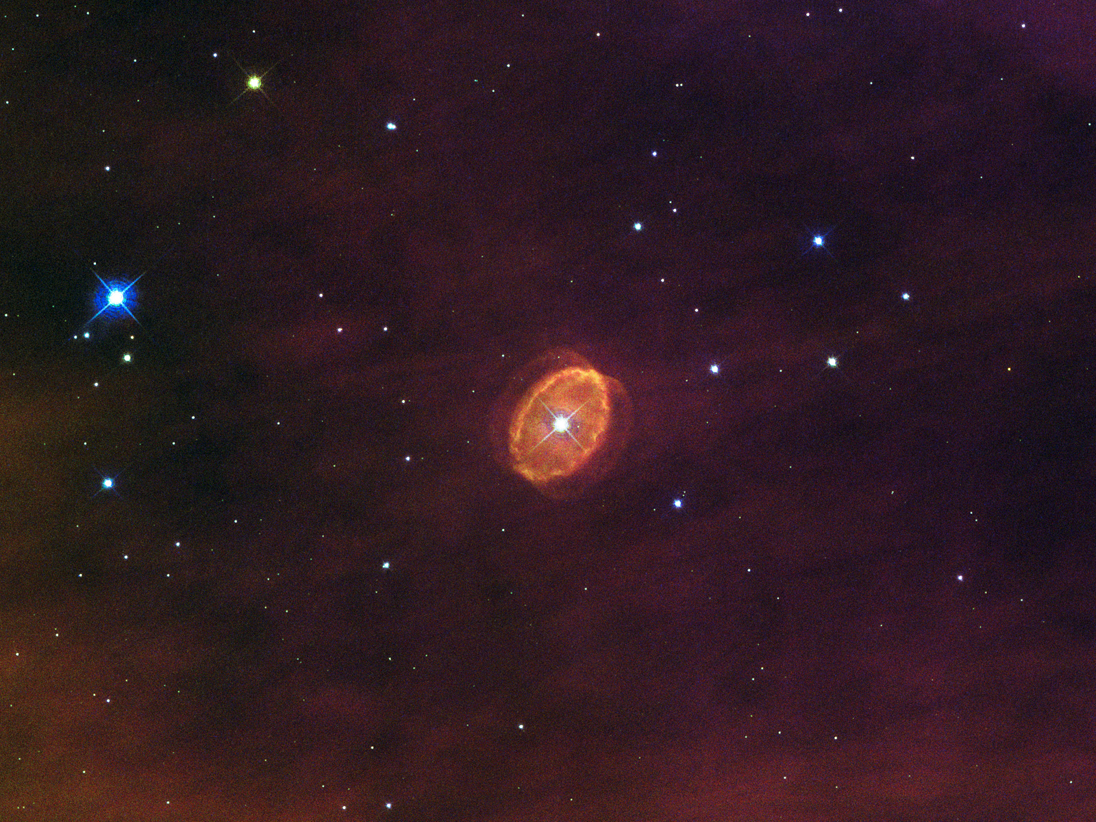 Supernova Bound | Space Wallpaper