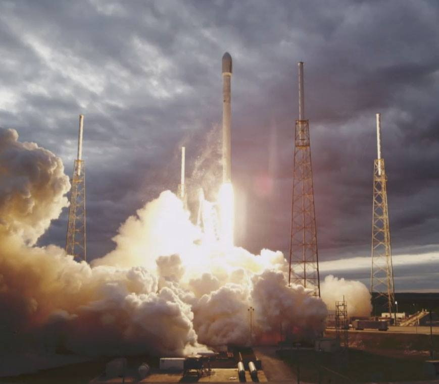 Thaicom 6 Launch Supported by 45th Space Wing
