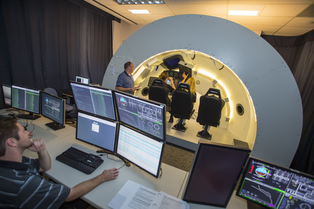 CST-100 Simulator