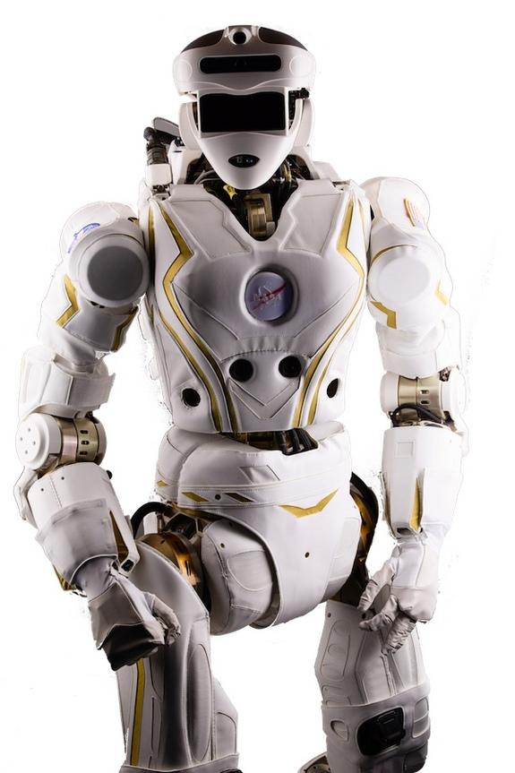 NASA's Valkyrie (Val) Robot