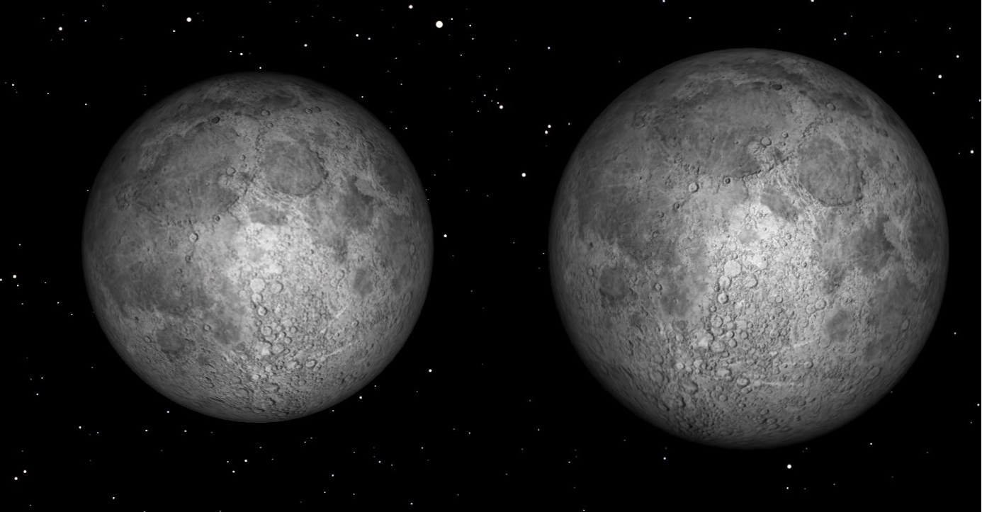 Smallest Full Moon of 2014 Rises Tonight: Here's Why