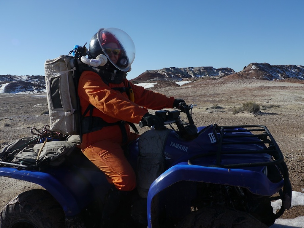 Off Roading Near Me >> Mock Mars Mission: Off-Roading On The Red Planet