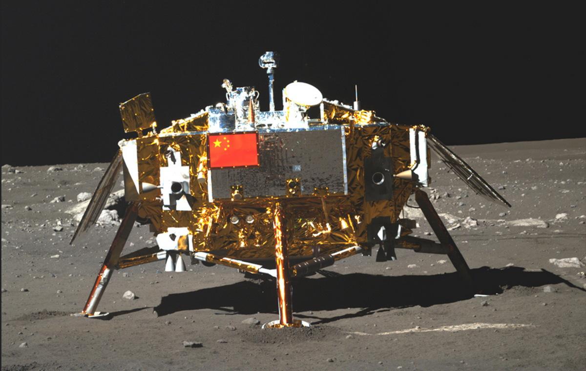 Chang'e 3 Moon Lander