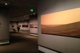 The Martian landscape takes center stage in a new exhibit at the Smithsonian in Washington D.C.