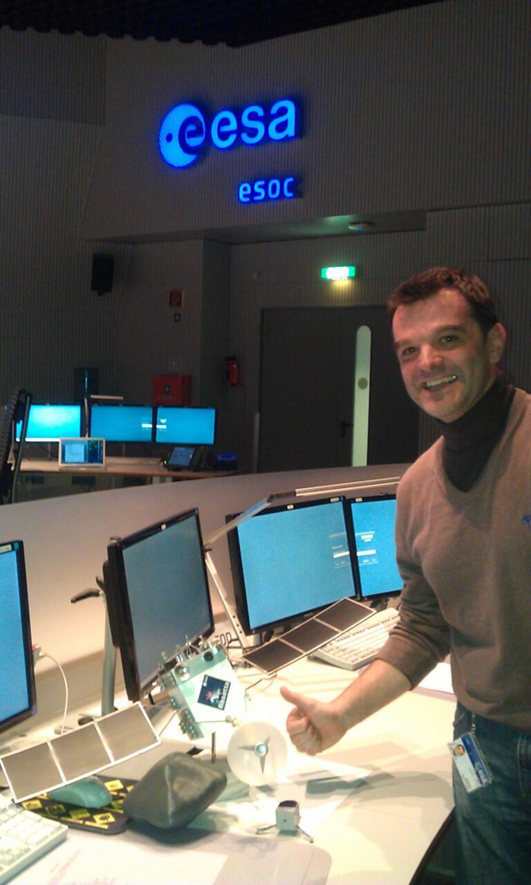Rosetta Wakes Up: Andrea Accomazzo
