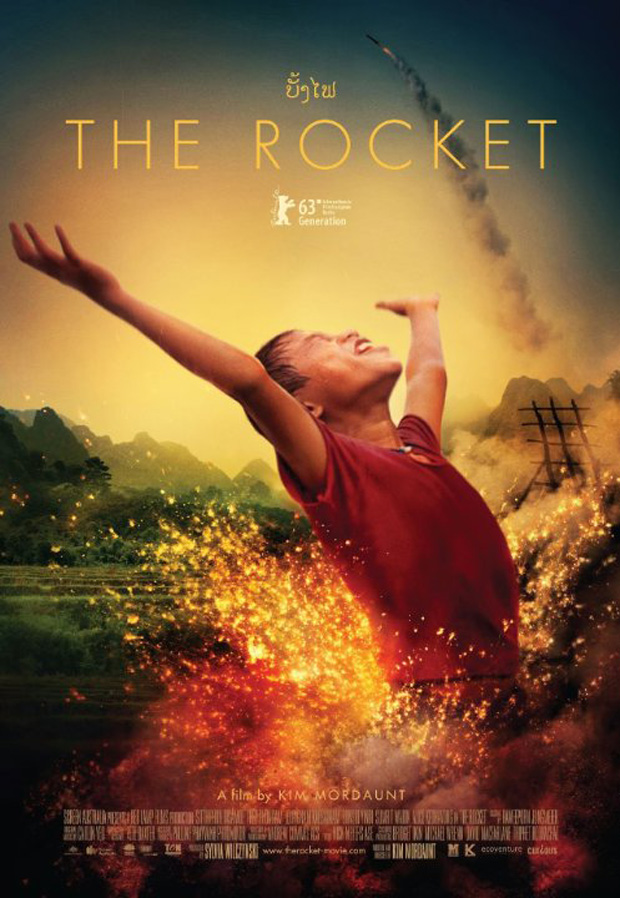 Homemade Rockets Soar in Laos in 'The Rocket' (Movie Trailer)