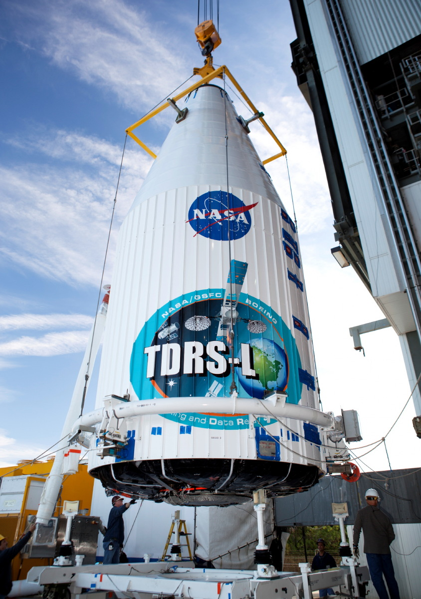 TDRS-L Prelaunch Image