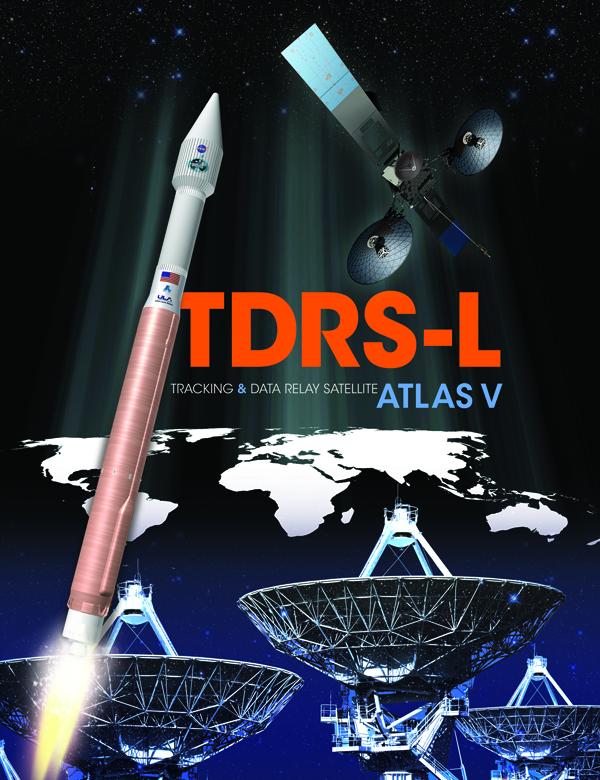 TDRS-L Mission Poster