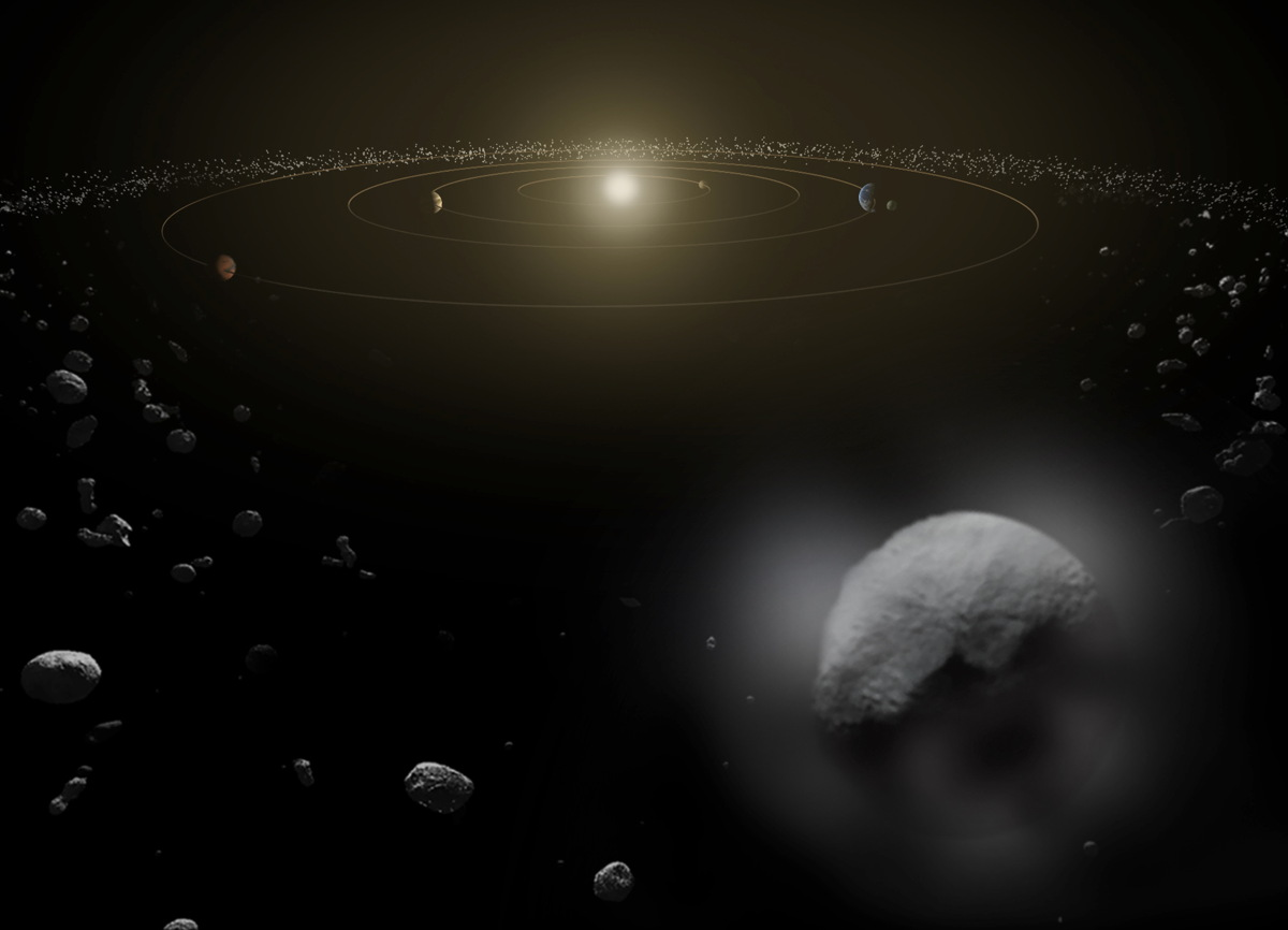 who discovered the largest asteroid - photo #27