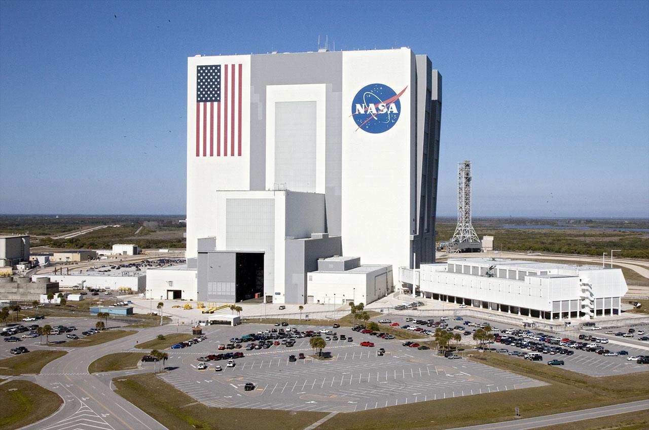 NASA is a lie.