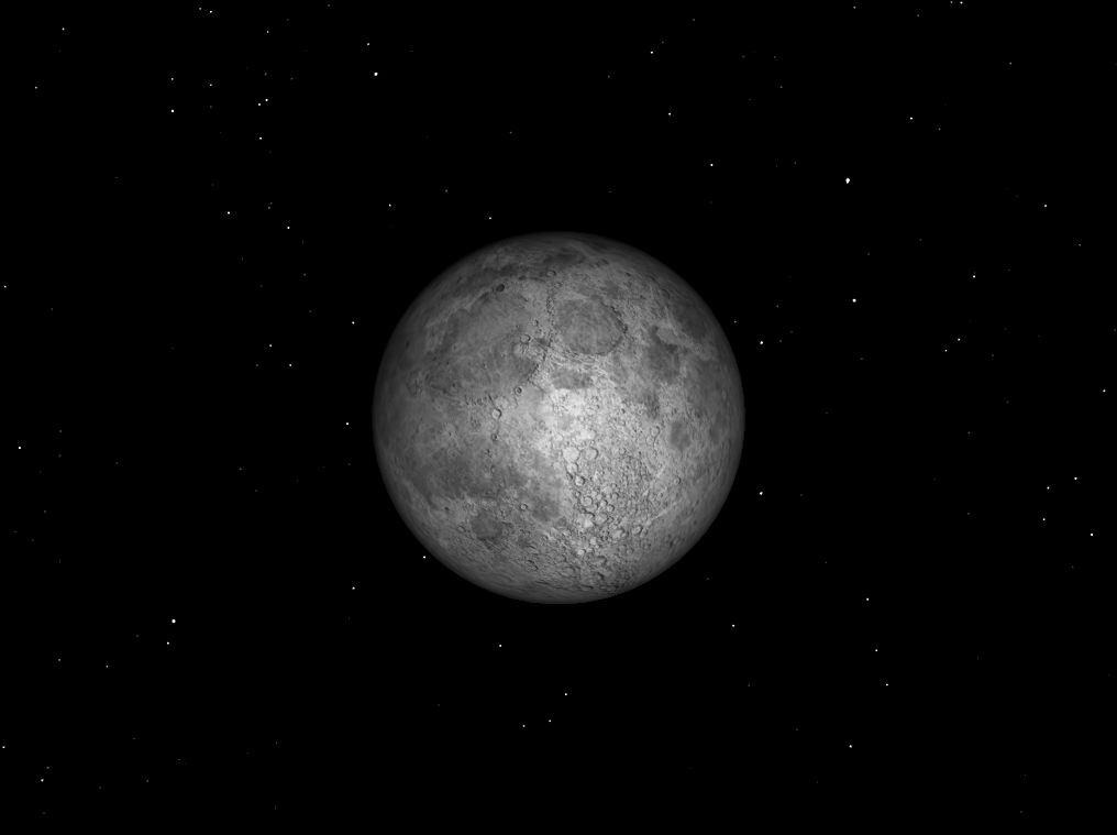Full Moon, February 2014