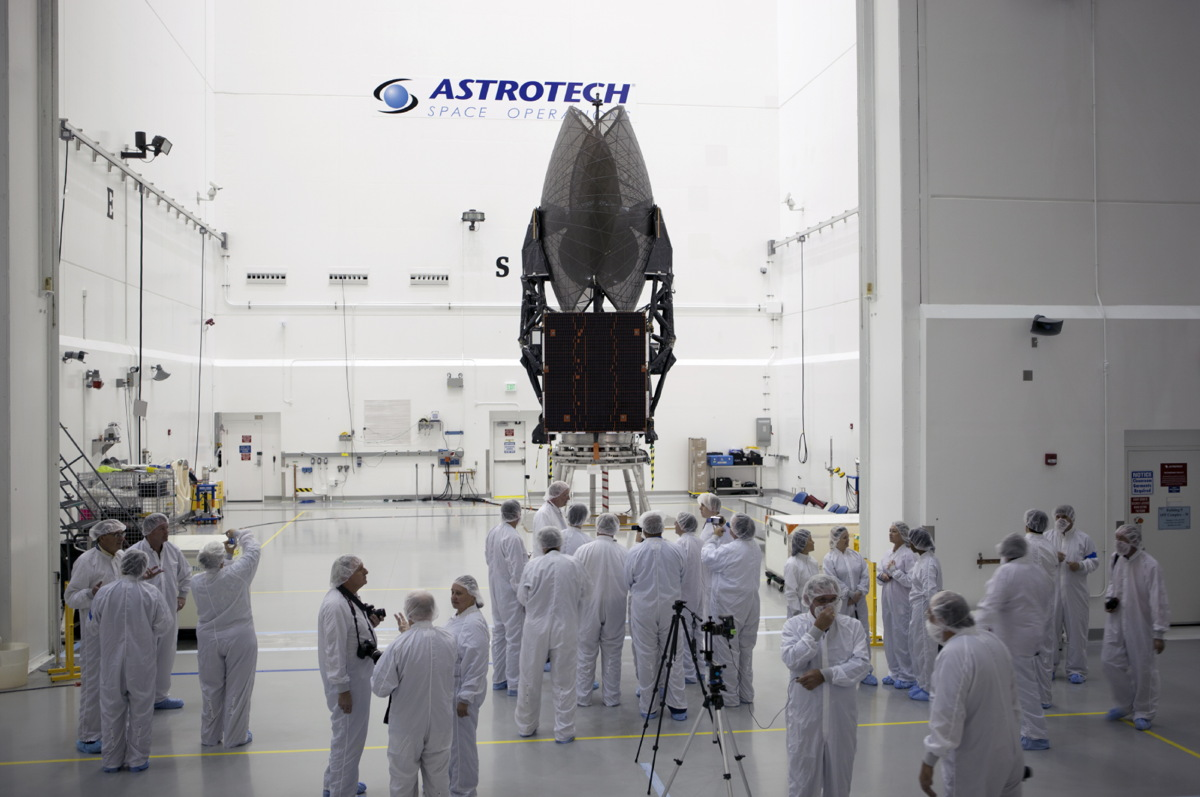 TDRS-L Launch Preps Continue