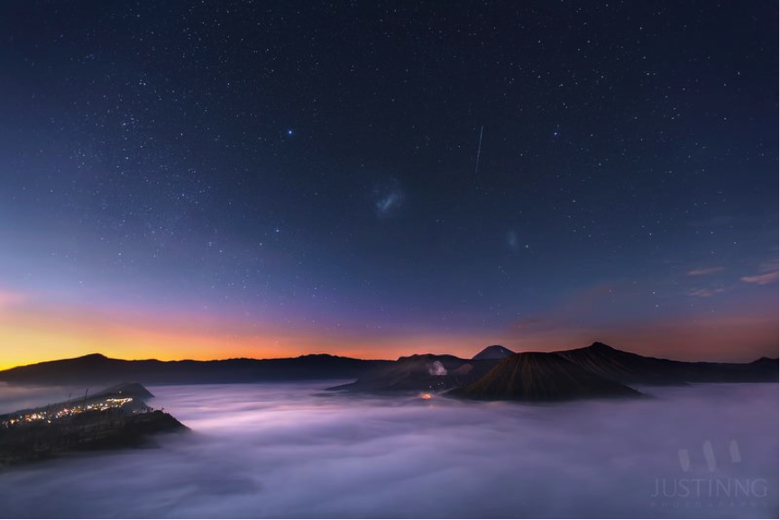 A Stargazing Adventure: Climbing a Volcano for Cosmic Sightseeing (Photos)