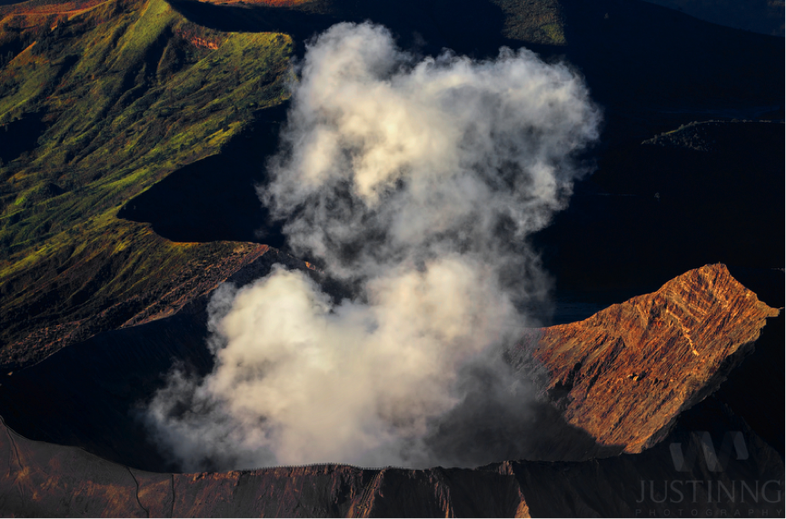 Record Shot of Mount Bromo at Sunrise