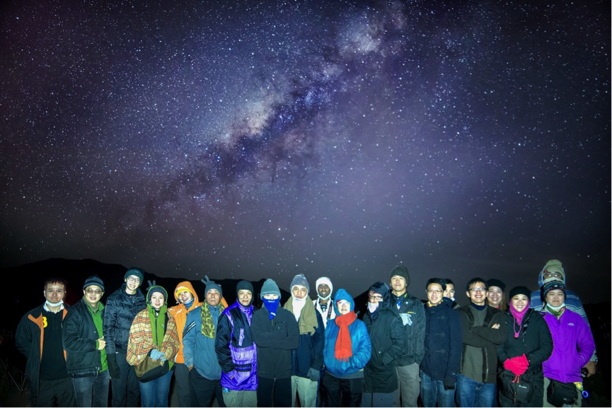 Mount Bromo Expedition Group Photo