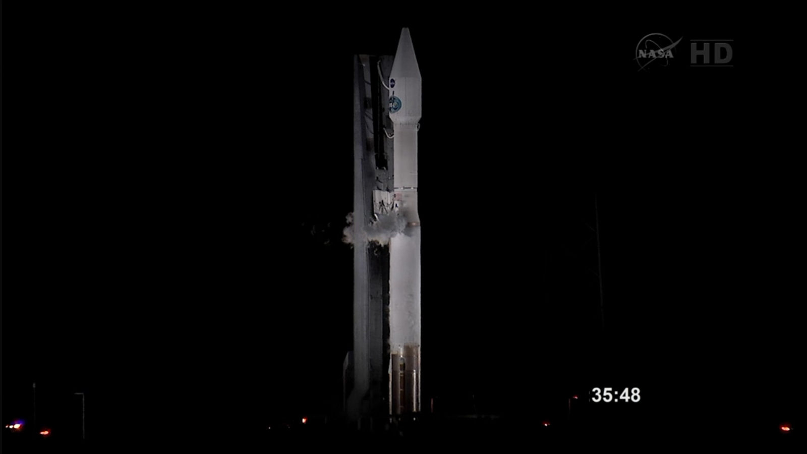 Atlas 5 Rocket Poised to Launch TDRS-L