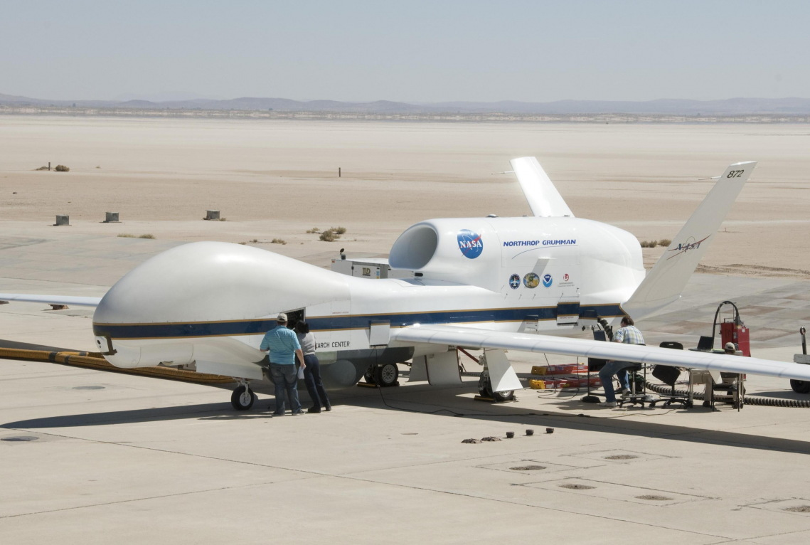 A Dozen NASA Airborne Science Campaigns in 2014
