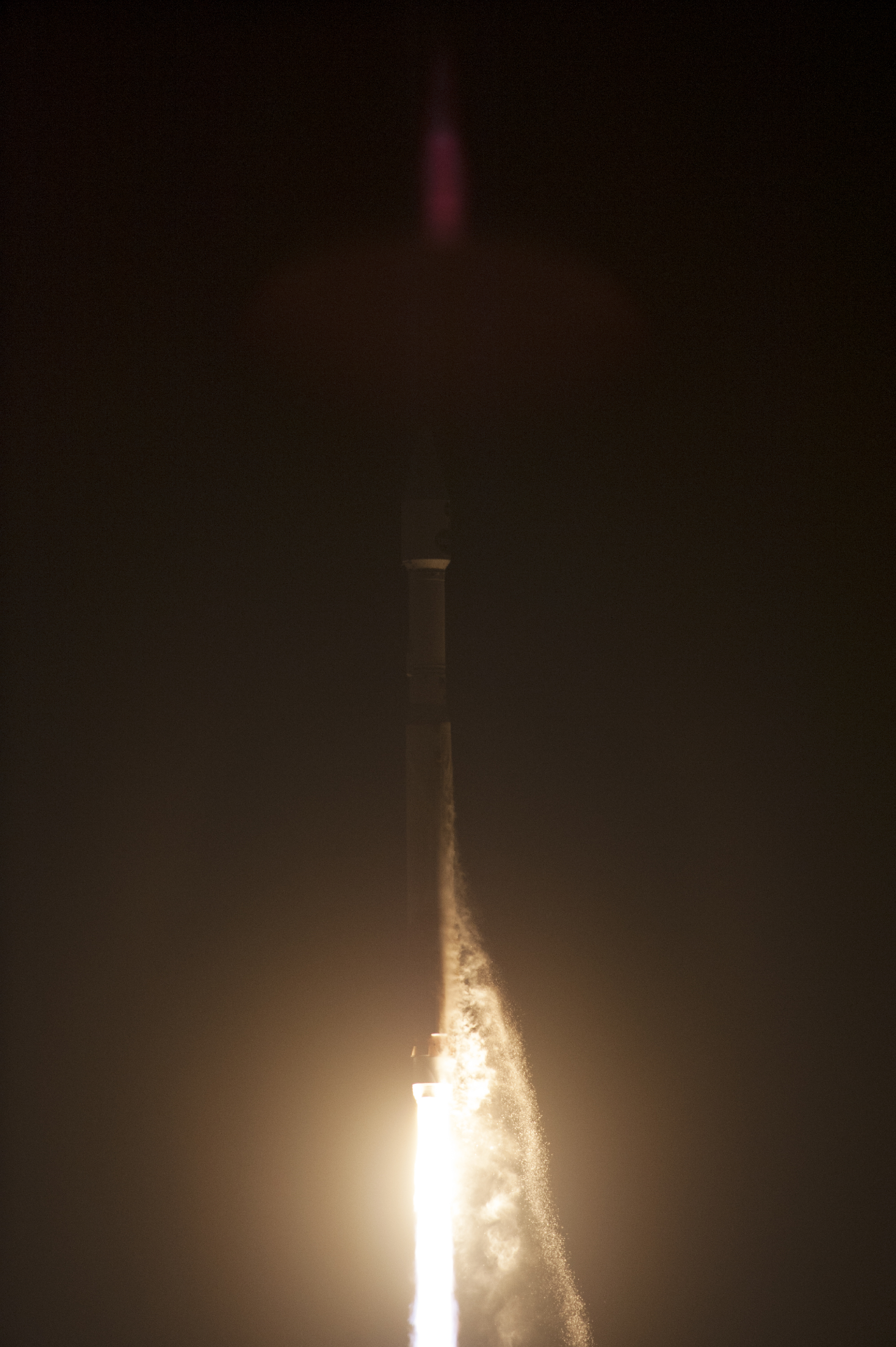 Atlas V Soars with TDRS-L Spacecraft