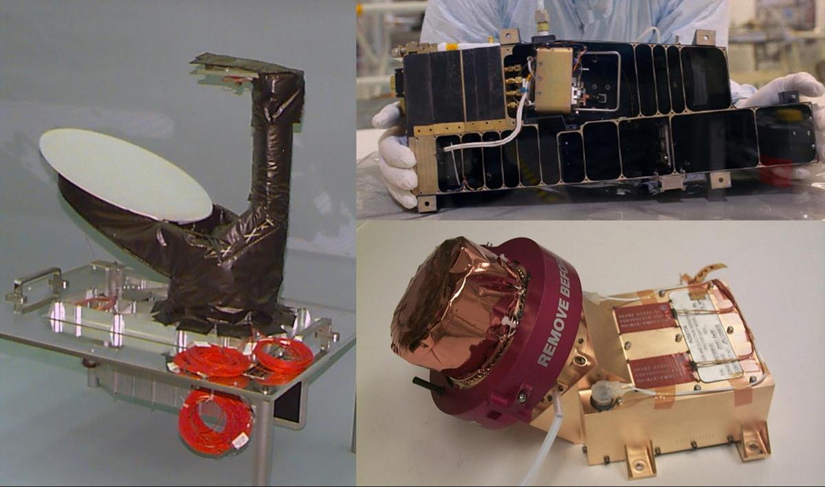 U.S. Instruments Aboard Rosetta