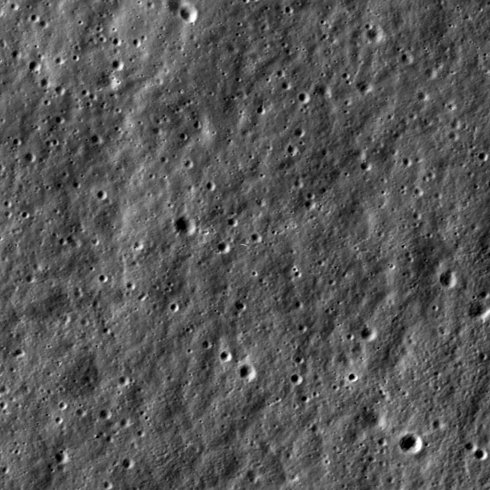 LRO Image of LADEE (Unlabeled)