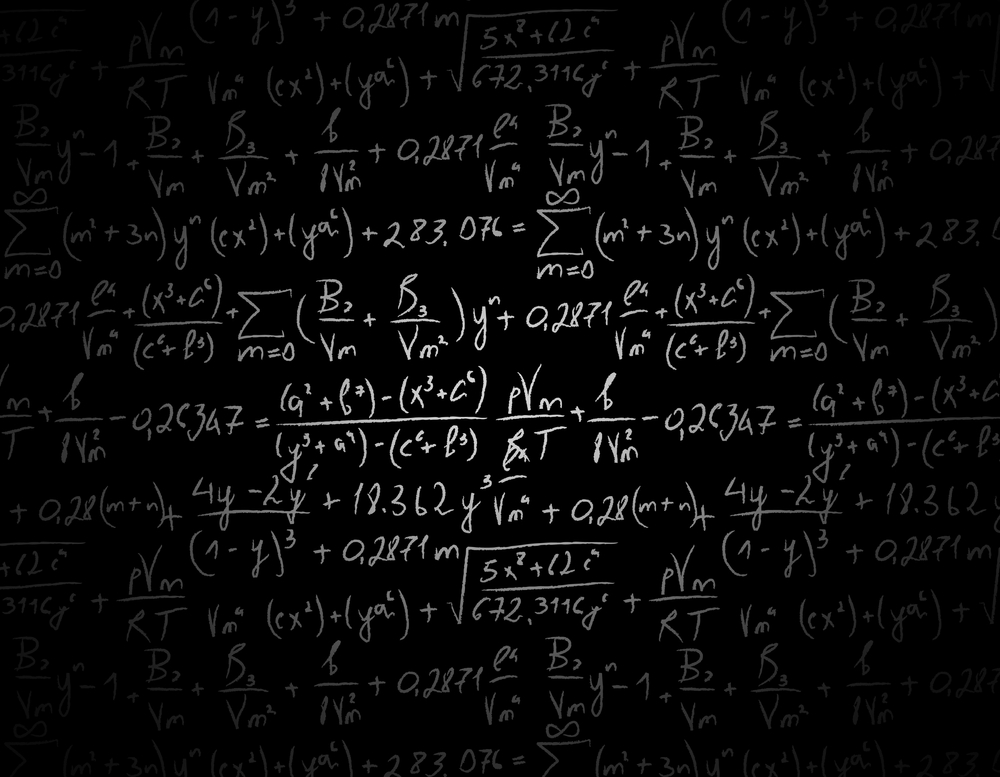 What's the Universe Made Of? Math, Says Scientist